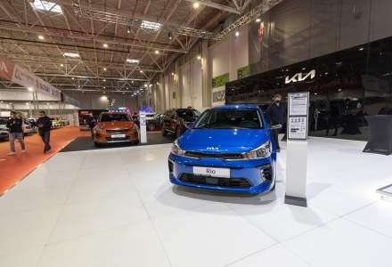 Salonul Auto București & Accesorii 2021 și-a deschis porțile
