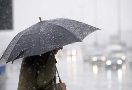 Vreme deosebit de rece în cea mai mare parte a ţării, în următoarele trei zile