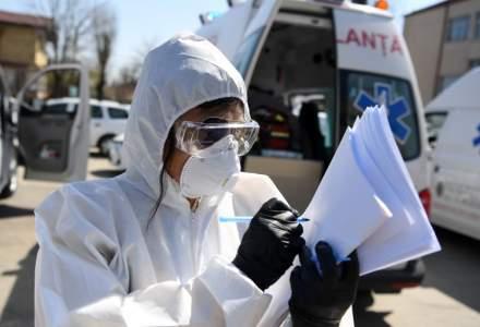 Cel mai recent bilanț COVID | Zi neagră pentru România: aproape 400 de decese raportate
