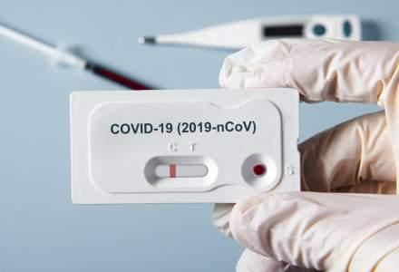 Studiu MedLife: Doar un caz din două pozitive confirmate cu RT-PCR este identificat și prin test rapid