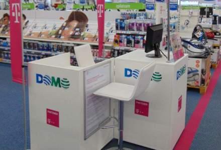 Serviciile de comunicare si divertisment Telekom Romania, disponibile in reteaua Domo