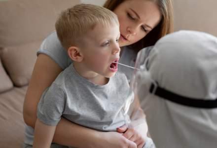 Testele de salivă, aprobate în școli
