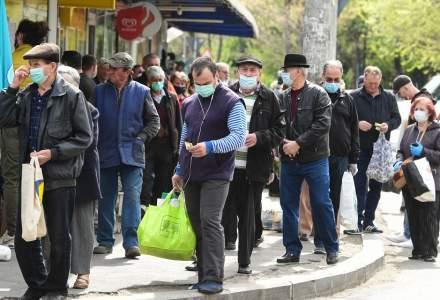 Peste jumătate din localitățile din România au rata de incidență COVID peste 3 la mie