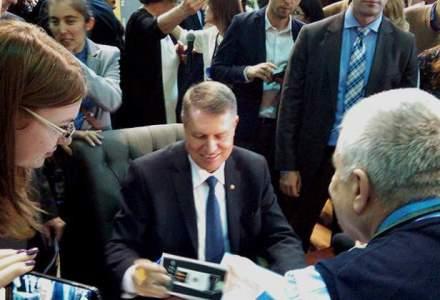 Iohannis a dat liber la Ordonante in vacanta, dupa ce a promulgat legea de abilitare a Guvernului