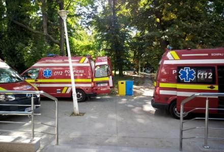 Medic primar ATI: Incidența cumulată nici nu mai contează dacă spitalele nu mai pot primi pacienți