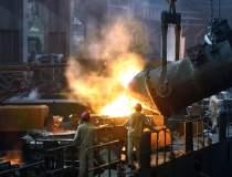 INS: Producția industrială a...
