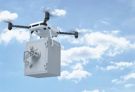 O dronă grea de transport a fost testată în Germania. Cum vor arăta livrările cu acest aparat