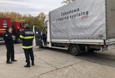 Polonia a trimis României 50 de concentratoare de oxigen pentru bolnavii COVID