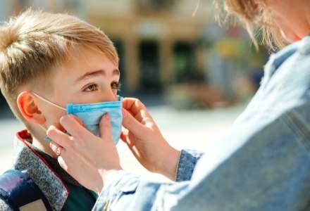 Peste 16.000 de elevi s-au infectat cu COVID de la începutul anului școlar