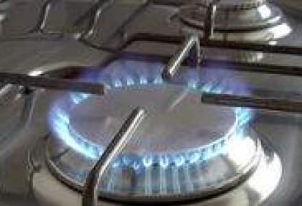 Pretul gazelor va ramane neschimbat din 1 ianuarie