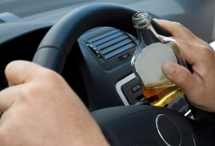 Consumul de alcool, cauza a 17,6% din accidentele de circulatie produse in Romania