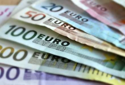 Cursul BNR a urcat peste 4,48 lei/euro, la maximul ultimelor noua luni
