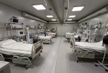 MApN se implică în lupta împotriva pandemiei: Spitalul militar din Craiova devine suport-COVID