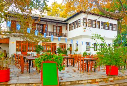 Grecia, în vreme de toamnă: sate ce pot fi vizitate de turiștii români