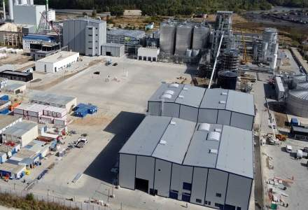 Elvețienii de la Clariant au terminat fabrica din Dolj, unde se produce etanol celulozic. La cât se ridică investiția