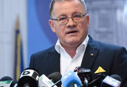 Ministrul Agriculturii: Refacerea coaliției și un guvern condus de Orban, singura soluție decentă și realistă