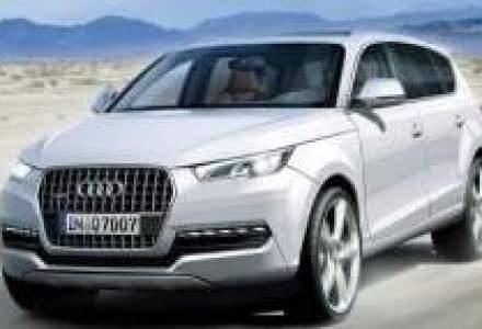 Audi va avea in 3 ani un concurent pentru BMW X6