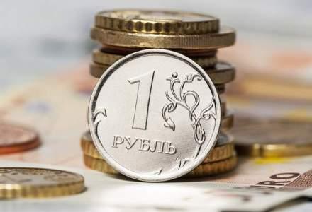 Banca centrala a Rusiei a cheltuit 90 MLD. dolari in 2014 pentru sustinerea rublei