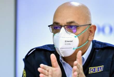 Arafat: Trebuie oprit microfonul tuturor celor care le spun oamenilor să nu se vaccineze