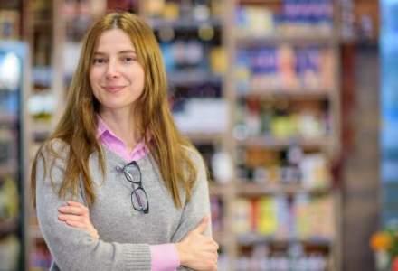 O romanca a deschis la Londra un magazin cu produse traditionale care face senzatie in randul englezilor