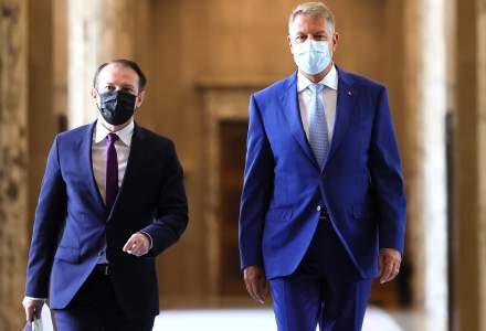 Surse G4Media: Klaus Iohannis i-a cerut lui Cîțu să facă un pas înapoi de la postul de premier