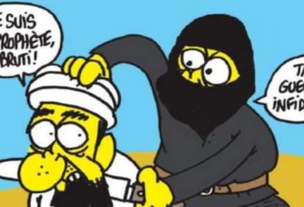Masacrul din Paris: ce imagini realizau jurnalistii de la publicatia satirica Charlie Hebdo