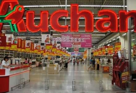 Consiliul Concurentei a aprobat preluarea celor 12 galerii comerciale de catre Auchan