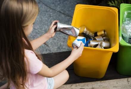 Activist de mediu, despre educația ecologică: Copiii sunt cei care îi trag de mânecă pe părinți să recicleze