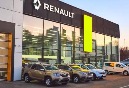 Renault va construi mai puține mașini decât se aștepta, din cauza crizei semi-conductorilor