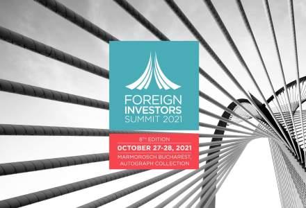 Ultimele zile de înscrieri pentru cea de-a 8-a ediție anuală a Summit-ului Investitorilor Străini
