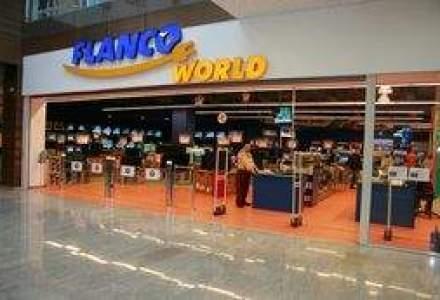 Flanco isi muta magazinul din Baneasa in Sun Plaza
