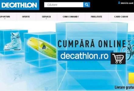 Decathlon a inceput sa vanda online: ce conditii si preturi practica