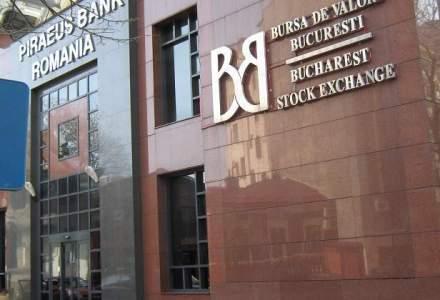 Bursa de la Bucuresti a inchis prima saptamana din an in scadere