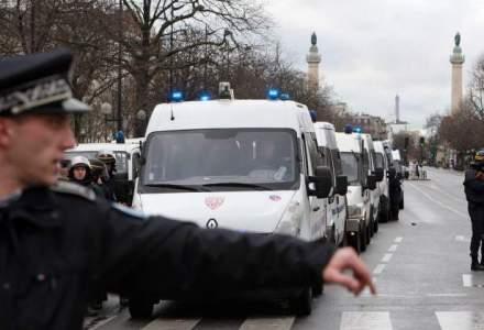 Dupa 53 de ore de cosmar, Franta mentine alerta antiterorista la cel mai inalt nivel