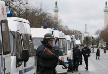 Peste 5.500 de politisti si militari vor fi mobilizati la Paris pentru Marsul Solidaritatii