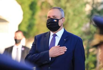 Nicolae Ciucă, premierul desemnat: Căutăm susținere pentru un guvern minoritar
