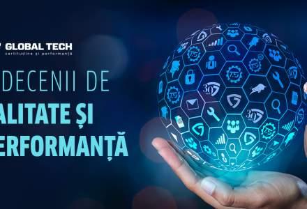 Global Tech sărbătorește 30 de ani de certitudine și performanță