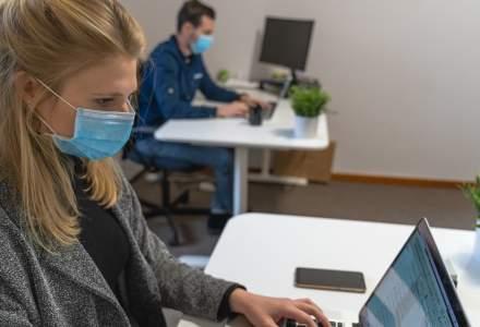 Importanța biroului râmâne vitală, doar 10% dintre angajați vor să lucreze exclusiv de acasă