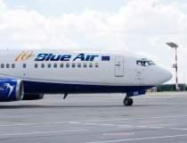 Blue Air isi deschide o baza...