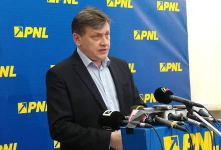 Crin Antonescu: PNL are o propunere bună, dătătoare de speranță cu generalul Ciucă
