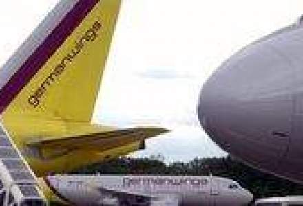 Germanwings iese la cumparaturi: Isi mareste flota cu 4 aeronave in 2010