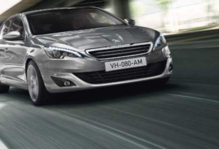 Peugeot, primul avans al vanzarilor din ultimii 4 ani, dupa cresterea din China