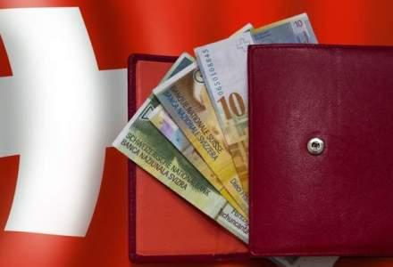 Consecintele aprecierii istorice a francului elvetian pe piata valutara internationala si in Romania