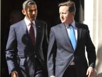 Obama si Cameron, pro...
