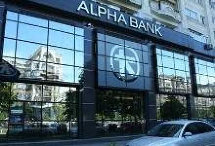 Alpha Bank a luat un imprumut de 50 mil. euro de la BEI