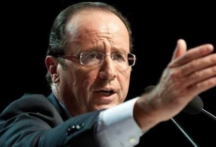Francois Hollande, mai popular printre francezi dupa atentatele din Paris