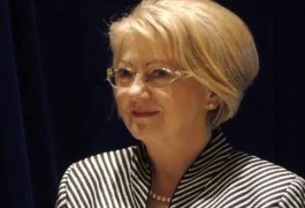 Astrid Fodor candideaza la functia de primar al Sibiului