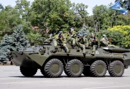 Ucraina, la al patrulea val de mobilizare militara: 50.000 de oameni vizati