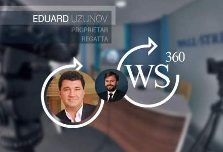 Unde investim in imobiliare in 2015: Eduard Uzunov, fondatorul Regatta, discuta despre real-estate in emisiunea WALL-STREET 360