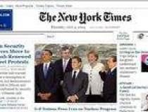 New York Times s-a decis: Va...